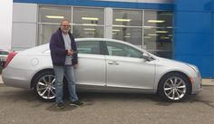 Rusty, we are so excited for all the places you will go in your new ride, safe travels Kunes Country Chevrolet Cadillac of Delavan!