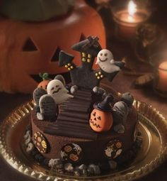 Kawaii Halloween, Halloween Baking, Halloween Desserts, Halloween Cookies, Halloween Treats, Halloween Chocolate, Cupcakes, How To Grill Steak, Cake Ingredients
