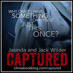 Captured by Jasinda & Jack Wilder