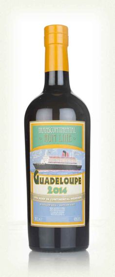 Guadeloupe 2014 - Transcontinental Rum Line (La Maison du Whisky)