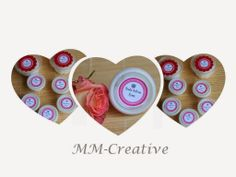 Cupcakes verpackt, Bodysahne, Stampin Up, MDS