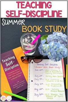 Discipline is a subject that can be taught, just like we teach reading, writing and math. You'll learn practical strategies for establishing clear expectations and teaching students how to meet those expectations.  You'll also gain tools and techniques for how to respond effectively for when students do misbehave. This book is very informative and useful, but also easy to read! It's perfect for summer! #classroommanagement #behaviormanagemant #responsiveclassroom