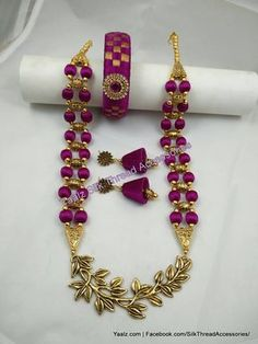 Two Layer Gold Finished Heavy Neckset !!! Price Rs.850 For Orders Ping Us In Whatsapp +91 8754032250