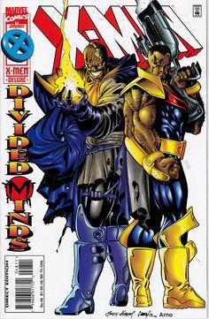 X-Men Deluxe 48 1991 1st Series January 1996 Marvel