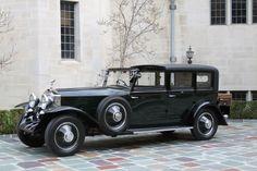 1927 Rolls-Royce Phantom 1 Town Car