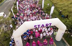 Roar for the cause at Sisters with Blisters 2016