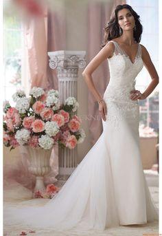 Vestidos de noiva Mon Cheri 114284 Wilkins David Tutera 2014