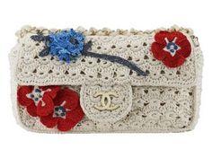 Chanel & crochet - a match made in heaven!