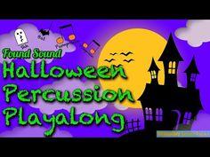 Halloween Videos For Kids, Halloween Songs, Rhyming Preschool, General Music Classroom, Music For Toddlers, Feliz Halloween, Music Activities, Elementary Music, Teaching Music