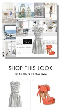 """""""Untitled"""" by lover-of-pie ❤ liked on Polyvore featuring Chicwish and JY Shoes"""