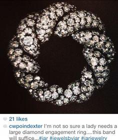 Jewels by JAR #jarparis #jar #joelarthurrosenthal #jewelsbyjar #jarjewelry #jarjewels