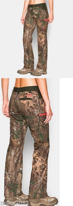 Jacket and Pant Sets 177872: Under Armour Women S Size 12 Hunting Pants Speed Freak Scent Control -> BUY IT NOW ONLY: $41.99 on eBay!