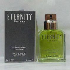 CK Eternity Men EDT IDR 55000