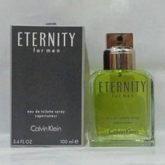 CK Eternity Men EDT IDR 55000
