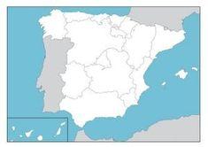 11 Ideas De Mapas Mapa De España Mapas Mapa Politico