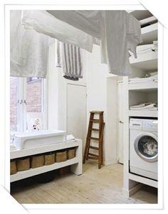 idee arredamento lavanderia - ideas for laundry