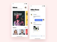 Daily UI challenge 049/365 Management team sprint app —— I have many ideas in my head that I would like to be able to do, sometimes I find it difficult to find good programmers but above all they ...