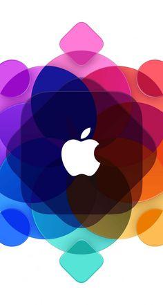Appleカラフル