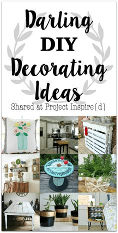 9 Lovely DIY Decorat