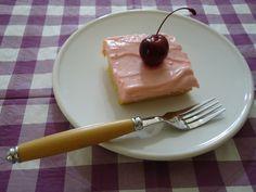 My Raspberry Lemonade Cheesecake(Decorated with Homemade Maraschino Cherry)