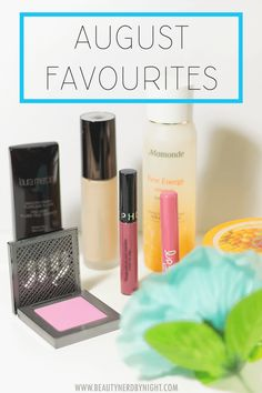 Beauty Nerd By Night - August Beauty Favourites | Makeup and Skincare ⋆ Beauty…