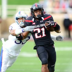 In DeAndre Washington, Texas Tech has one of Big 12's most underrated stars