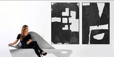Huge Large Canvas prints add a unique touch to your home. Modern, stylish and unique design will be the most special piece of your decor. Especially for those who like abstract works, black and white acrylic painting can be prepared in desired sizes Painting include 2 pieces. for example you paid for 16x24 (40x60cm) x2 than it mean you will receive each pieces is 16x24 16x24 (40x60cm) x 2= $140 20x30 (50x76cm)x 2= $200 30x40 (76x102cm)x 2= $330 36x48(92x122cm)x 2= $450 40...