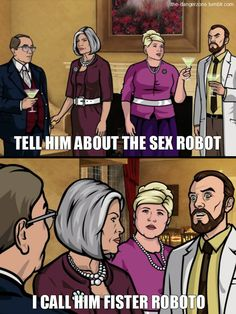 20 Best Dr. Krieger Moments From Archer