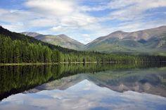 Западные Саяны Западные Саяны, Озеро Позарым, Хакасия, Россия, фотография, зелень, пейзаж, надо съездить, длиннопост