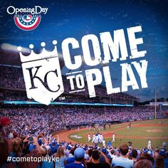 It's opening day at Kauffman Stadium for the Kansas City Royals -- the surest of all signs that it's spring in KC!