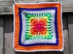 """Ravelry: Project Gallery for Cat's Claw Afghan 12"""" or 10"""" block pattern by Margaret MacInnis"""