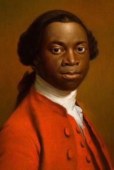 Attributed to Allan Ramsay (1713-1784): Portrait of an African(probably Olaudah Equiano), c. 1757–1760, oil on canvas