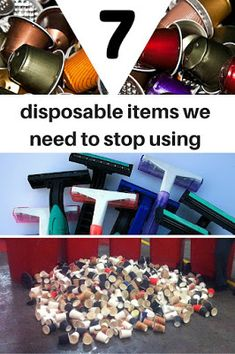 A Green and Rosie Life: Weekly Green Tips #1 - Disposables to Go