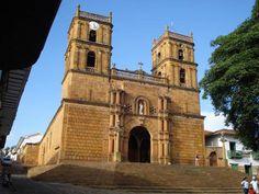 Iglesia Inmaculada Concepción de Barichara