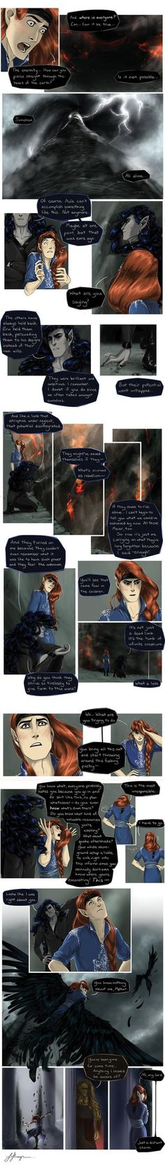 Part 10 - The Seduction of Mairon by frecklesordirt.deviantart.com on…