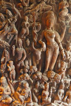 The Sanctuary of Truth photos) Ancient Indian Art, Ancient Art, Ancient Architecture, Art And Architecture, Meat Art, Sexy Painting, Human Sculpture, Esoteric Art, Art Base