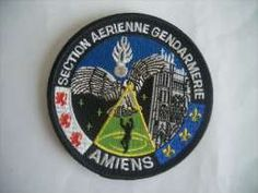 Patch De Gendarmerie