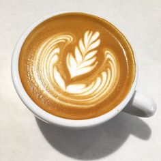 Something you really need everyday #atlascoffeeembassy #teamatlas #barista #jhyee #white #7oz #coffee #milk #cafe #latteart #jbcafe #coffeeart by jhyee_barista