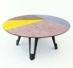 Martino Gamper Fragmental Dining Table
