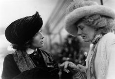 Howards End - Emma Thompson and Vanessa Redgrave