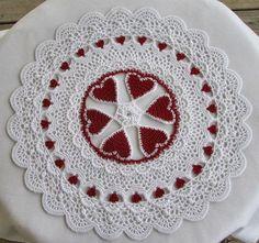 CROCHET HEART NAME DOILY – Only New Crochet Patterns crochepattern.info 400 × 376.  NAME FILET CROCHET PATTERN | Easy Crochet Patterns