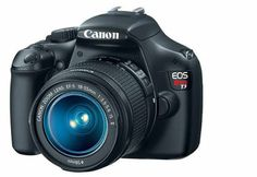 This week (12/9-12/15) we are giving away a Canon EOS Rebel T3 Digital SLR Camera, a $430 value! Click through to Enter! #prize #giveaway #contest #textbooks #college