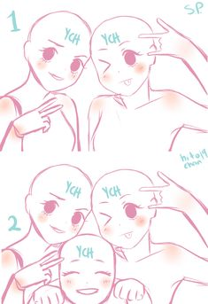 YCH 2 ( OPEN, Set price, Unlimited slots, reduced) by SalmaPortilloArt