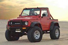 45 Trendy Cool Cars And Trucks Off Road Jeeps Suzuki Jimny, Suzuki Vitara 4x4, Jeep Cars, Jeep 4x4, Sidekick Suzuki, Samurai, 2012 Jeep Wrangler, Mini 4x4, Mini Trucks