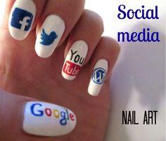Sociale media nagel lakken ❤