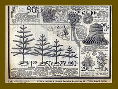 1916 Sears Christmas page, bottom half, best viewed large | Flickr