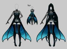 DeviantArt: More Like (CLOSED) Adoptable Outfit Auction - 7 by Risoluce