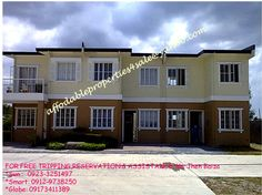 Affordable townhouse for sale in Cavite Philippines 2 storey with 3 bedrooms 20 to 30minutes to manila