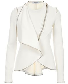 Very similar to my cream soft leather coat/jacket from ITALY  jacket - Givenchy