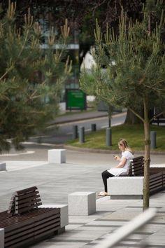 euroform w benches - Towers Didsbury, UK